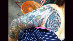 Your Nerdiest Tattoos | Photo Galleries | The Nerdist | BBC America