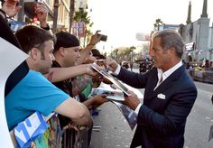 Mel Gibson Photos: 'The Expendables 3' Premieres in Hollywood — Part 2