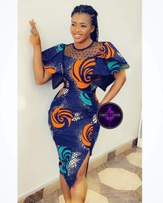 17 Astounding Handpicked Nigerian Ankara Styles For Fashionistas African Fashion Ankara, Latest African Fashion Dresses, African Dresses For Women, African Print Dresses, African Print Fashion, African Attire, Nigerian Fashion, Ankara Mode, Ankara Short Gown Styles