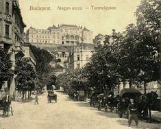 Budapest, Hungary, Street View