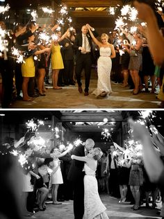 Definitely want to do this with the sparklers!