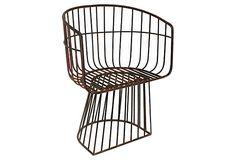 Bistro Chair, Brown on OneKingsLane.com
