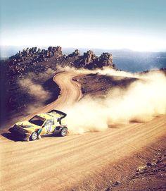 Peugeot 205 T16 Pikes Peak.