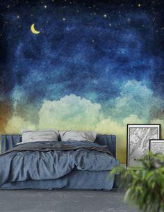 Drömmande Natt Tapet