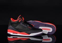 Air Jordan 3 Retro Air Jordan 3, Air Jordan Shoes, Retro Jordans, Cheap Air, Jordan Retro, Jordans Sneakers, Fashion, Moda, Fashion Styles