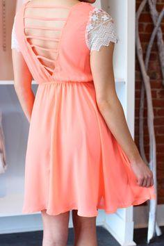 Hibiscus Bloom Dress