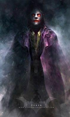 Joker by Dibujante-nocturno.deviantart.com on @DeviantArt