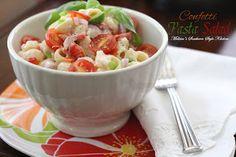 Melissa's Southern Style Kitchen: Confetti Pasta Salad