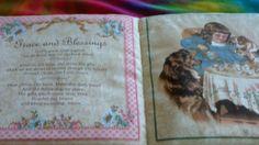 (inside) Prayer book (LMH)