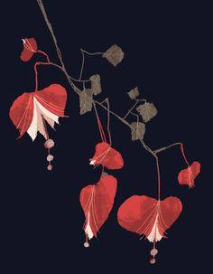 Living Lines Library: Coraline - Visual Development Coraline Tattoo, Coraline Art, Bleeding Heart Flower, Bleeding Hearts, Dragons, Prop Design, Visual Development, Art And Illustration, Art Illustrations