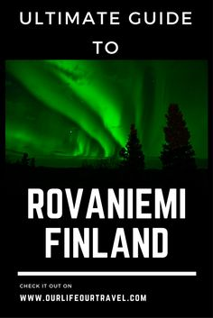 15 Best Things to Do in Rovaniemi in Winter – Lapland, Finland – Our Life, Our Travel Winter holidays Rovaniemi, Finland Backpacking Europe, Europe Travel Guide, Us Travel, Family Travel, Traveling Tips, Travelling, Lappland, Europe Destinations, Winter Holiday Destinations