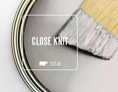 Close Knit by BEHR Paint-just a pretty color.