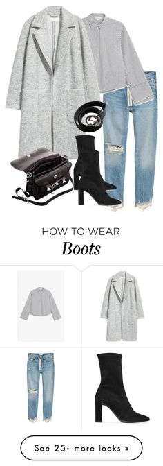 """""""Untitled #4357"""" by theeuropeancloset on Polyvore featuring Monki, Proenza Schouler, Stuart Weitzman and Gucci"""