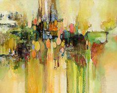 Elysium by Christopher Westfall Acrylic ~ 24 x 30