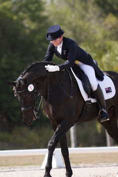 Did the sport of Dressage for 10+ years, may do it again!!