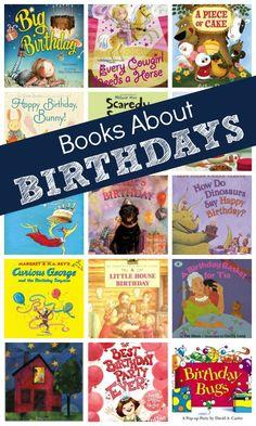 Books About Birthdays