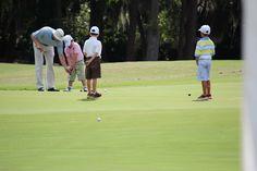 Putting Clinic. The Littlest Golfer Inc, at the best kids golf camp!