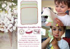 Des lingettes ultra-chouettes qui protégeront la peau de bébé et votre porte-monnaie
