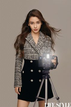 Angelababy, Asian Woman, Beauty Women, Asian Beauty, My Idol, Classic Style, Mini Skirts, Actresses, Fashion Outfits