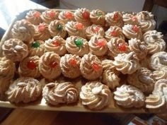 Almond paste sweets – Famous Last Words Italian Cookie Recipes, Sicilian Recipes, Italian Cookies, Baking Recipes, Dessert Recipes, Greek Desserts, Italian Desserts, Almond Paste Cookies, Nutella