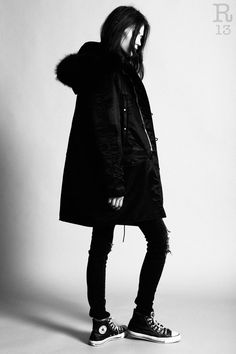 R13 l F/W 2014 WOMEN R13denim.com #R13 #FW2014 #womenswear