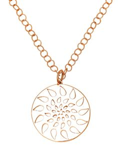 Phillips House 14k Sun Logo Pendant Necklace at London Jewelers!