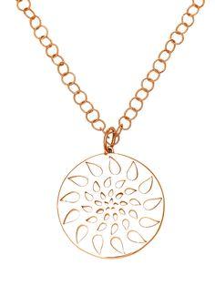 Phillips House 14k Sun Logo Pendant Necklace at London Jewelers!