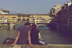 ponte vecchio italian greetings