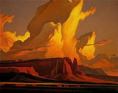 Ed Mell, Casting Glow