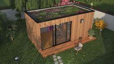 Architectural Design Studio, Architecture Design, Plan Studio, Log Cabin Sheds, Outdoor Furniture, Outdoor Decor, Photo Studio, Home And Garden, Backyard