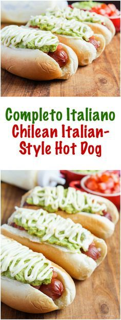 Completo Italiano (Chilean Italian-Style Hot Dog)  /search/?q=%23hotdog&rs=hashtag /search/?q=%23chile&rs=hashtag /search/?q=%23chilean&rs=hashtag /search/?q=%23italiano&rs=hashtag /search/?q=%23bbq&rs=hashtag /explore/summer/ /search/?q=%23july4&rs=hashtag /search/?q=%23july4th&rs=hashtag /search/?q=%234thofjuly&rs=hashtag /search/?q=%23avocado&rs=hashtag /explore/mayonnaise/ /search/?q=%23tomato&rs=hashtag