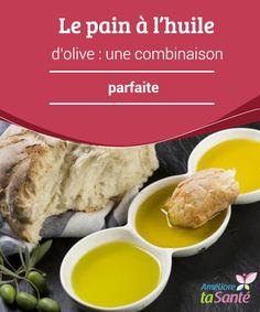 Le pain à #l'huile d'olive : une #combinaison parfaite   Nous allons vous révéler les 5 raisons pour lesquelles nous vous conseillons de #consommer une tranche de pain complet à l'huile #d'olive vierge #extra chaque matin.