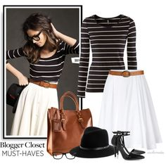 Spring must-haves! Get a wardrobe stylist on LifestyleProfessional! #fashion #wardrobe stylist #lifestylepro #style #spring #springlook #stripes