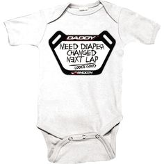 Smooth Industries Dad's Pit Board MX Romper - Chaparral Motorsports