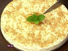 Torta Gelada de Amendoim - Foto de Mais Você na TV