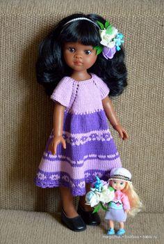 Кто на свете всех рыжее? / Куклы Паола Рейна, Paola Reina / Бэйбики. Куклы фото. Одежда для кукол