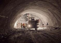 """Gefällt 435 Mal, 1 Kommentare - @igers_underground auf Instagram: """"#igers_underground #tunnel #tunnelling #tunneling #tunnelbau #bogen #ablauten #vortrieb #igers…"""""""