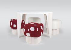 LumoKids table for kids study room workspace desk play table for kids lastenpoyta