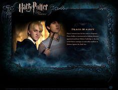 Draco Malfoy - Character Profile
