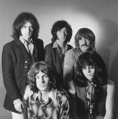 Deep Purple, 1968