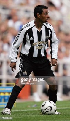 Nolberto Solano - Newcastle United
