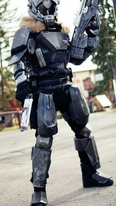 Destiny Titan Armor by ArmoryProps on Etsy