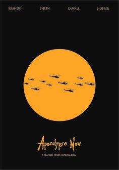 Top 25 des plus belles affiches minimalistes des films du festival de Cannes, le…