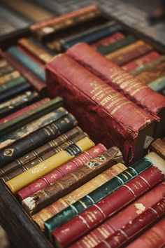 "shevyvision: ""Walking the stacks in a library, dragging your fingers across the spines — it's hard not to feel the presence of sleeping spirits."" ― Robin Sloan Librairie Ancienne et Moderne, Galerie Vivienne, Paris Old Books, Antique Books, Vintage Books, I Love Books, Books To Read, Galerie Vivienne, Old Libraries, Bookstores, World Of Books"