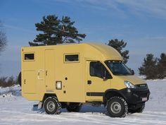 Off Road Camper Trailer, Truck Camper, Camper Trailers, Camper Van, Iveco Daily Camper, Iveco Daily 4x4, Iveco 4x4, 4x4 Van, Adventure Campers