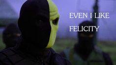 It seems that everyone loves Felicity Smoak... :) #Arrow
