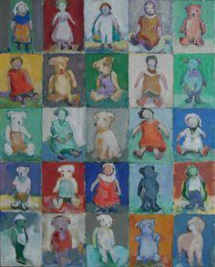 Tuomo Saali, Sweet Dreams,2015,80x65cm