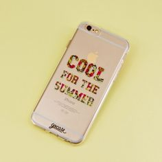 Capinha para celular Cool for the Summer