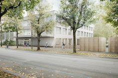 Sanierung und Erweiterung Schulanlage Spitalacker / MET Architects GmbH SIA