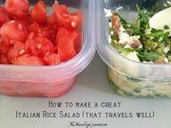 Italian Rice Salad i...